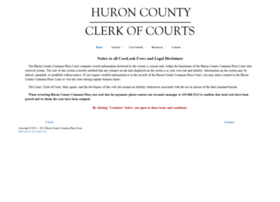 search.huroncountyclerk.com