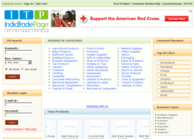 search.indiatradepage.com