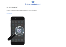 search.intermountain.net