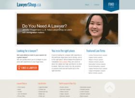 search.lawyershop.ca