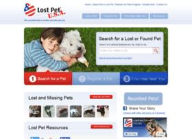 search.lostpetusa.net
