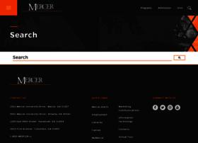 search.mercer.edu