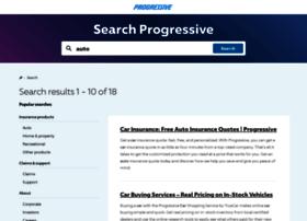 search.progressive.com