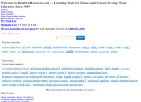 search.rainbowresource.com