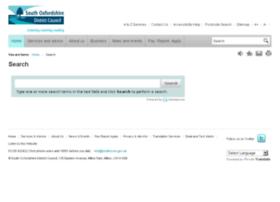 search.southoxon.gov.uk
