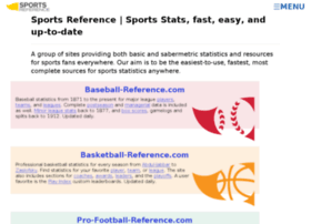 search.sports-reference.com