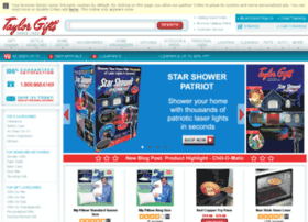 search.taylorgifts.com