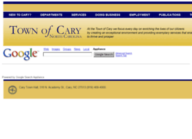 search.townofcary.org