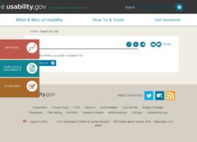 search.usability.gov