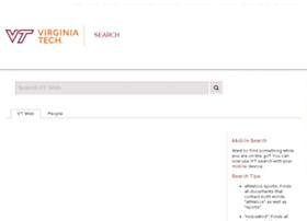 search.vt.edu
