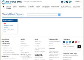search.worldbank.org