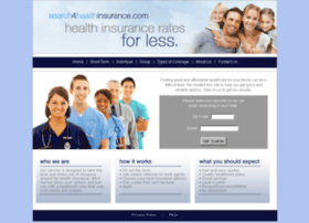 search4healthinsurance.com