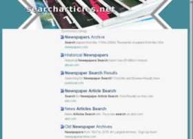 searcharticles.net
