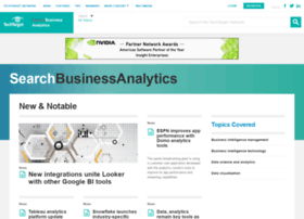 searchbusinessanalytics.techtarget.com