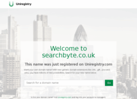 searchbyte.co.uk
