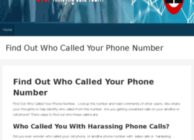 searchcallers.com