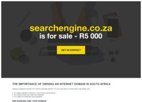 searchengine.co.za