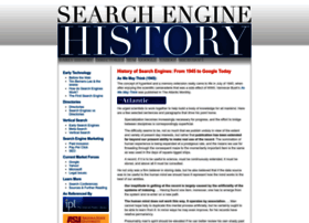 searchenginehistory.com