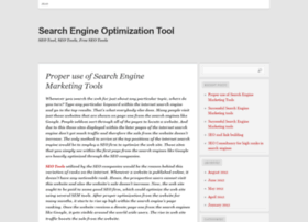 searchengineoptimizationtool02.wordpress.com