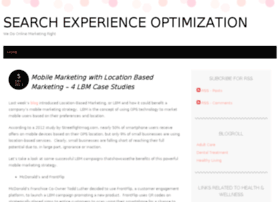 searchexperienceoptimization.wordpress.com