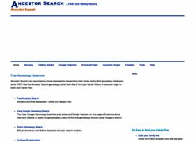 searchforancestors.com