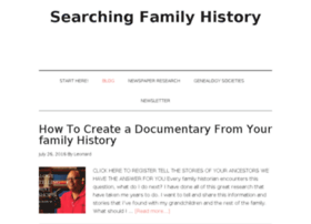 searchingfamilyhistory.com