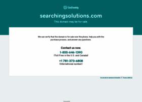 searchingsolutions.com