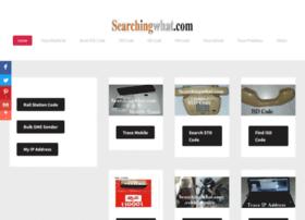 searchingwhat.com