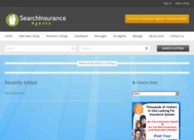 searchinsuranceagent.com