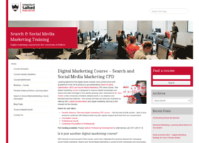 searchmarketing.salford.ac.uk