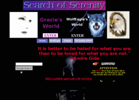 searchofserenity.com