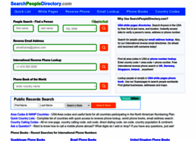 searchpeopledirectory.com