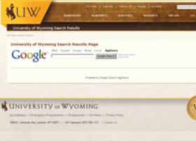 searchuw.uwyo.edu