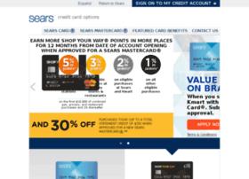 searsmastercard.com