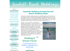 seashell-beach-weddings.com