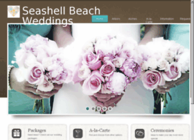 seashellweddings.net