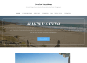 seaside-vacations.com