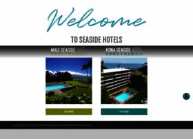 seasidehotelshawaii.com