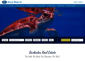 seasiderealtybarbados.com