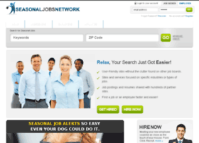 seasonaljobsnetwork.com