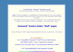seasonedseniorsonline.com