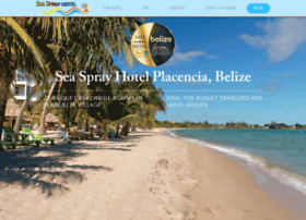seasprayhotel.com