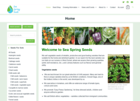 seaspringseeds.co.uk