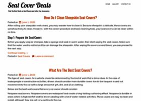 seatcoverdeals.com