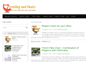 seatingandchairs.com