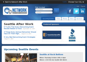 seattle.networkafterwork.com