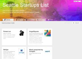 seattle.startups-list.com