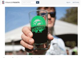 seattlebeerfest.strangertickets.com