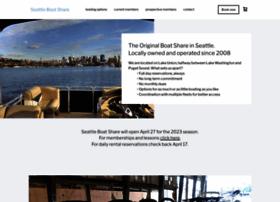 seattleboatshare.com