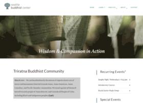 seattlebuddhistcenter.org